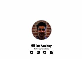 aashay.com