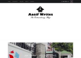 aasifwrites.com