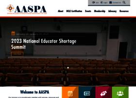 aaspa.org