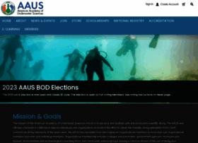 aaus.org