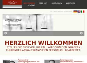 aaxlegal.de