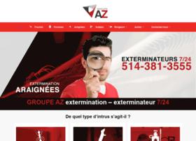 aaz-extermination.com