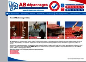 ab-depannage-reims.com