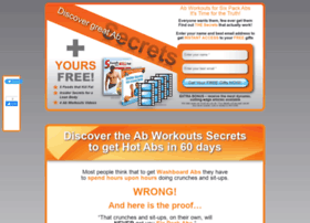 ab-workouts-to-look-hot.com