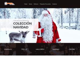 ababuudisfraces.com