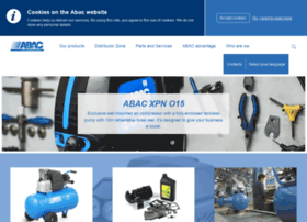 abacaircompressors.com