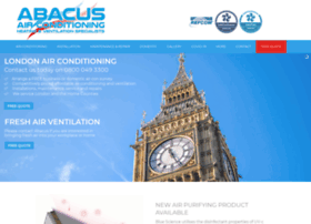 abacusairconditioning.co.uk