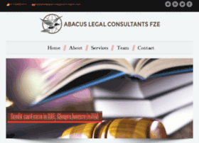 abacuslegalconsultants.com