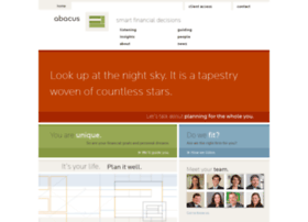 abacusplanninggroup.com