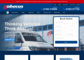 abacusvanhire.co.uk