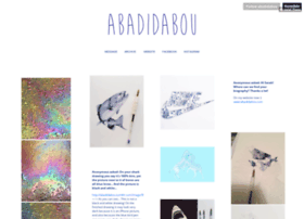 abadidabou.tumblr.com