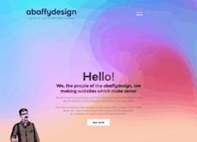 abaffydesign.com