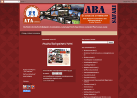 abahotelsinarushatanzania.blogspot.com