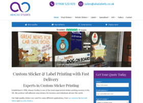 Abalabels.co.uk