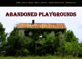 abandonedplaygrounds.com