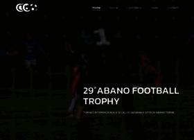 abanofootballtrophy.com