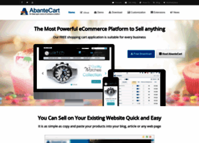 abantecart.com