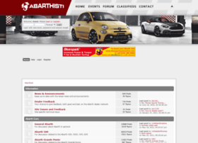 abarthisti.co.uk