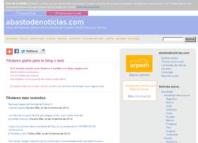 abastodenoticias.com