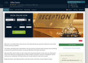 abba-sants-barcelona.hotel-rez.com