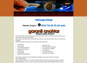 abbasaga-cilingir.com