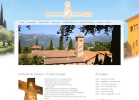 abbayenotredamedelapaix.fr