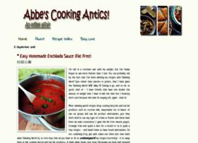 abbescookingantics.blogspot.co.uk