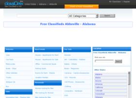 abbevillealabama.classiopen.com