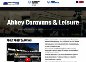 abbey-caravans.com