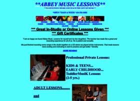 abbeymusiclessons.com