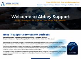 abbeysupport.com