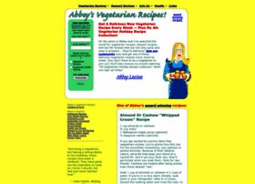 abbeysvegetarianrecipes.com