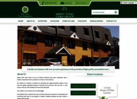 abbeytotalcaregroup.co.uk