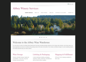 abbeywineryservices.com