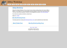 abbeyworkshop.com