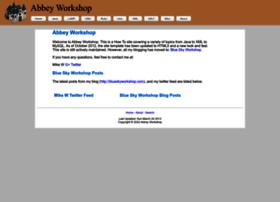 abbeyworkshop.com