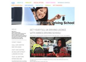 abbiesdrivingschool.co.uk