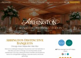 abbingtonbanquets.com