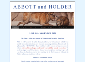 abbottandholder-thelist.co.uk