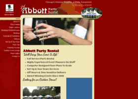 abbottpartyrental.com