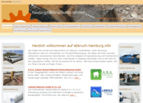 abbruch-hamburg.info