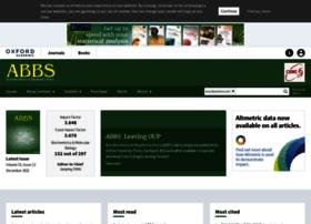 abbs.oxfordjournals.org