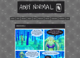 abbynormal.thecomicseries.com
