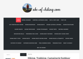 abc-of-hiking.com