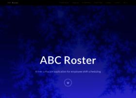 abc-roster.com