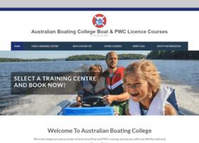 abcboating.com