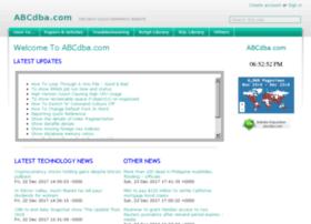 abcdba.com