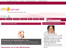 abcdregime.com