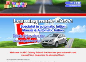 abcdrivingschool.co.uk