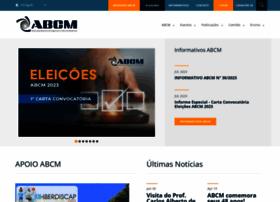 abcm.org.br